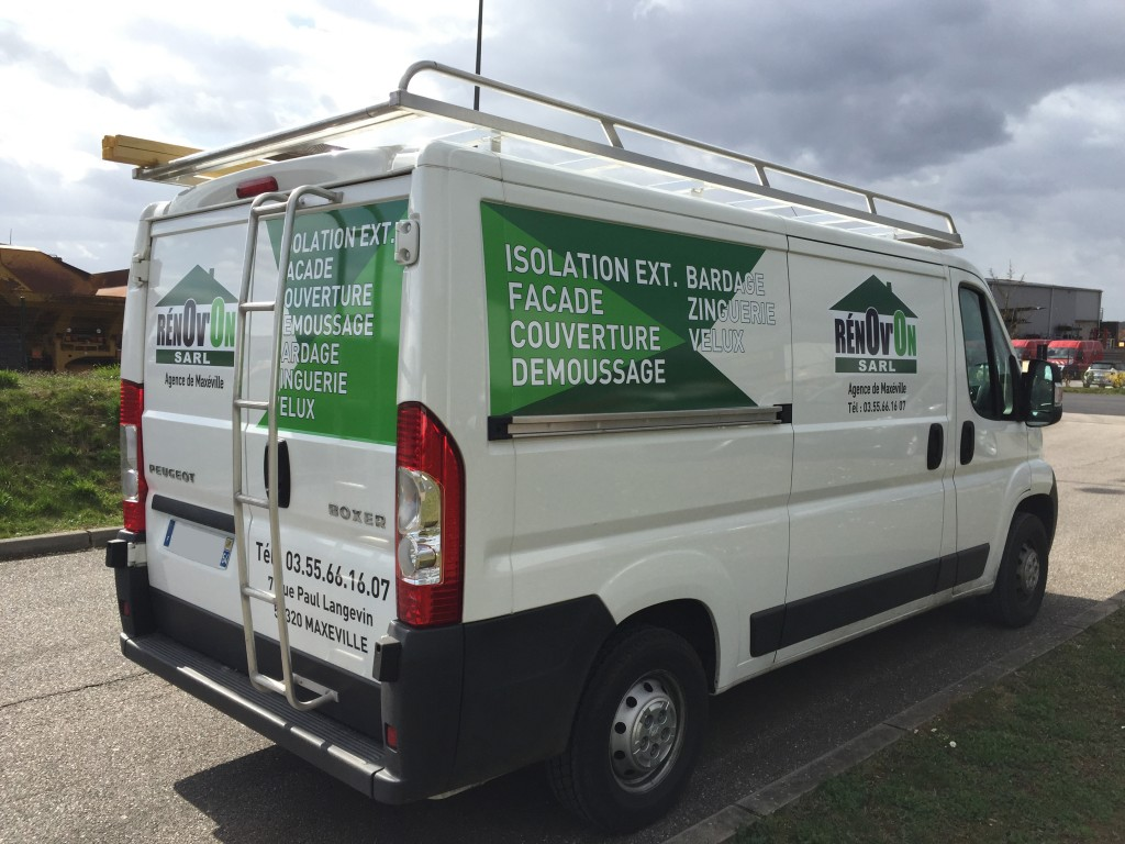 Covering Renault Master