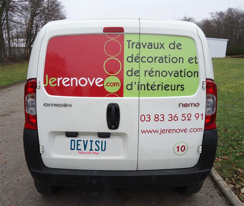 Décoration de véhicule