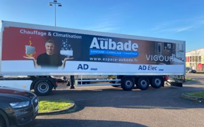 Camion Aubade